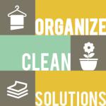 organize clean solutions logo