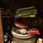 dish cabinet 1