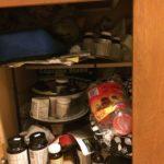 dish cabinet 2