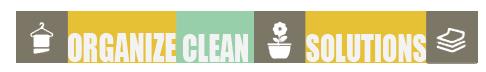 Organize Clean Solutions LLC